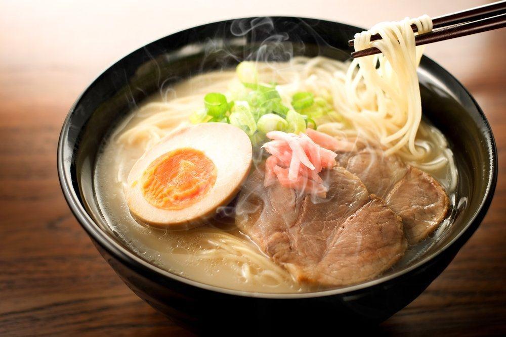 อาหารประเภทเส้นจากญี่ปุ่น