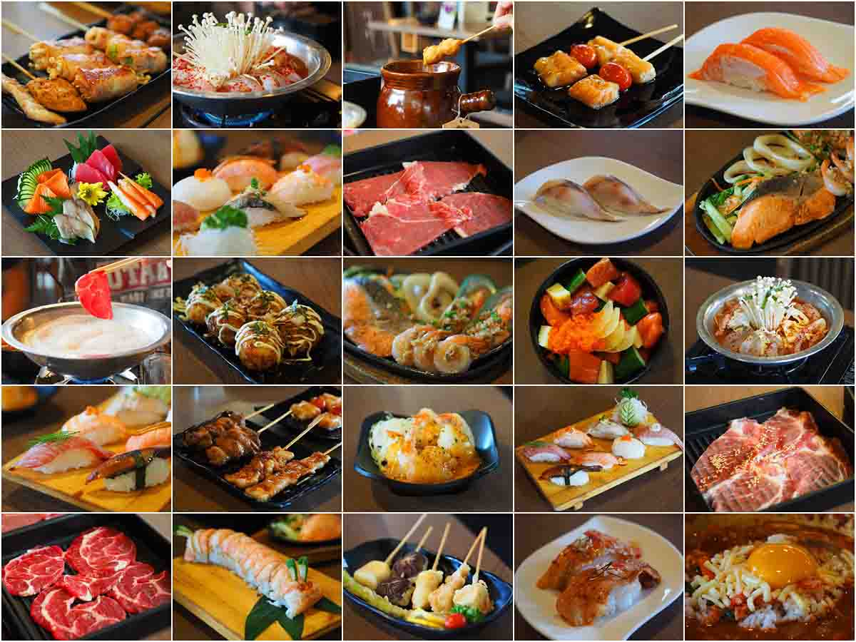 Tan-Tan-Izakaya-Buffet-food